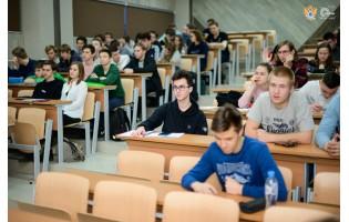 Провели первое лекционное занятие со студентами ИРТС