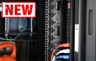 Новые органайзеры для шкафов LAN-DC