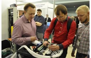 В Екатеринбурге компания LANMASTER приняла участие на форуме BIT