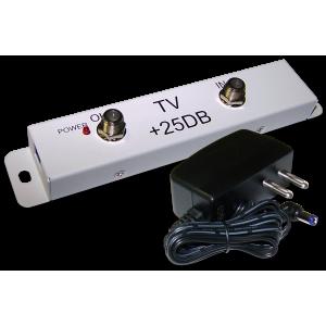 Усилитель TV-сигнала, 25 dB