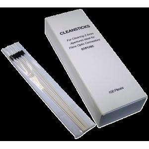 Чистящие палочки для оптических разъемов 2.5 мм, 100 шт.