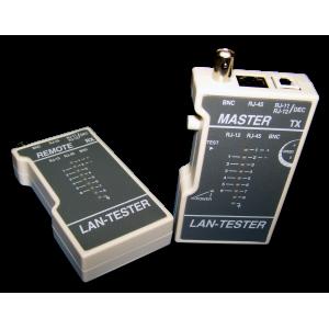 Тестер витой пары TST-200 (без батареек)