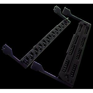 Поддерживающая скоба для патч-панелей PPL, металл