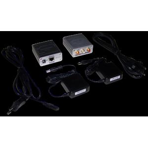 Конверторы для передачи аудио-видео сигнала по витой паре