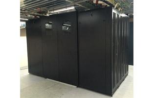 Холодный коридор для серверной на Южном Урале